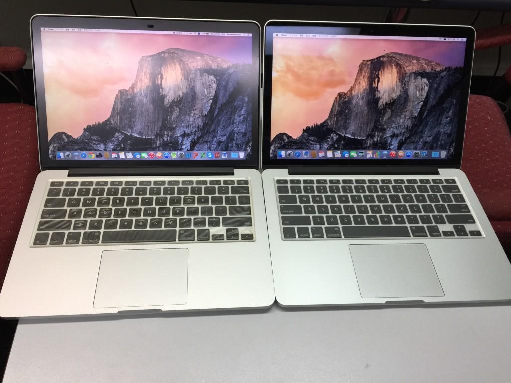 新旧MAC